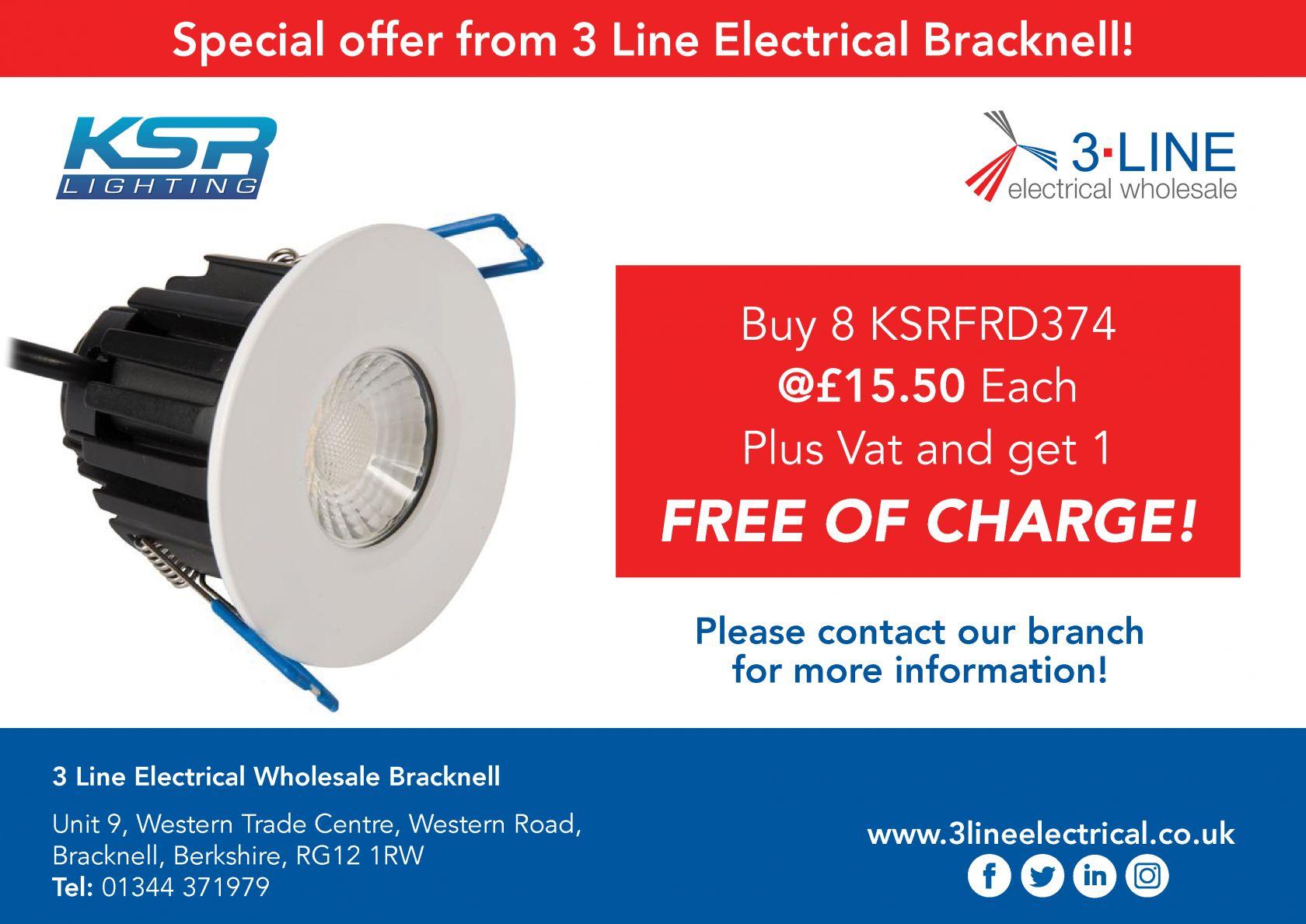 Bracknell KSR offer