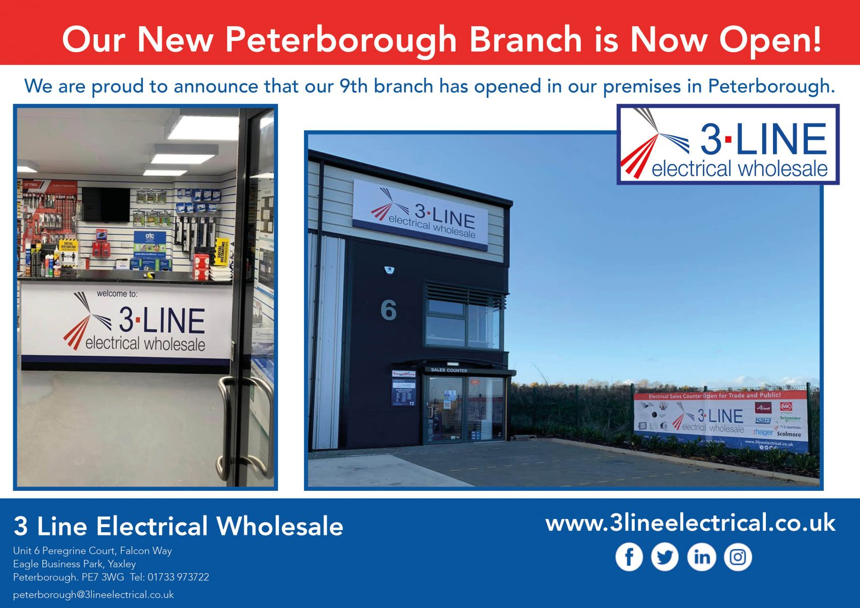 Peterborough Now Open News 1A