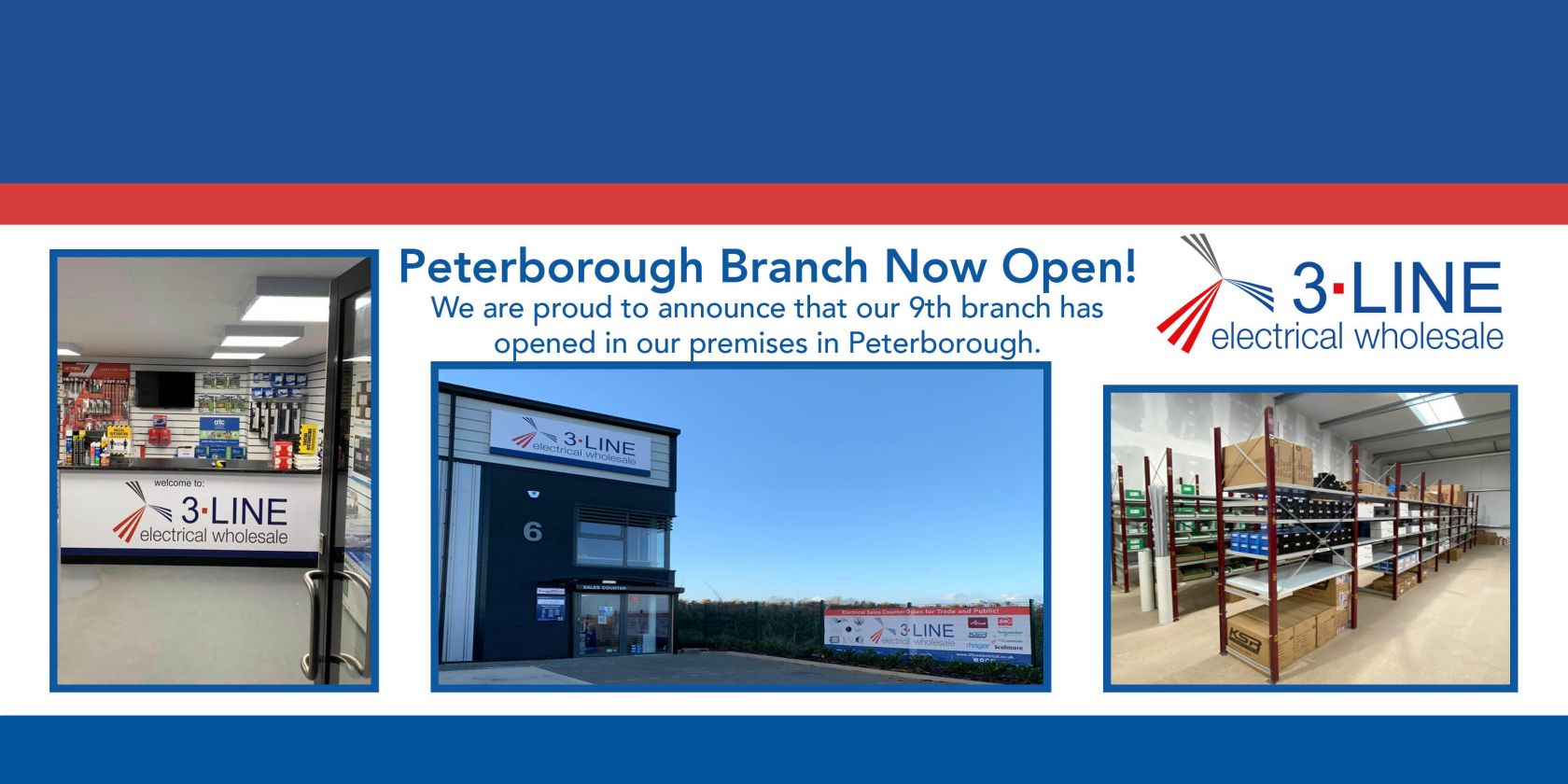 Peterborough Now Open! 4A