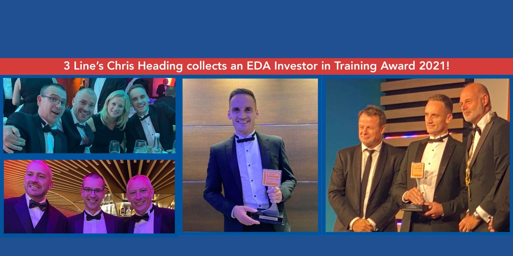 EDA Investor in Training Award
