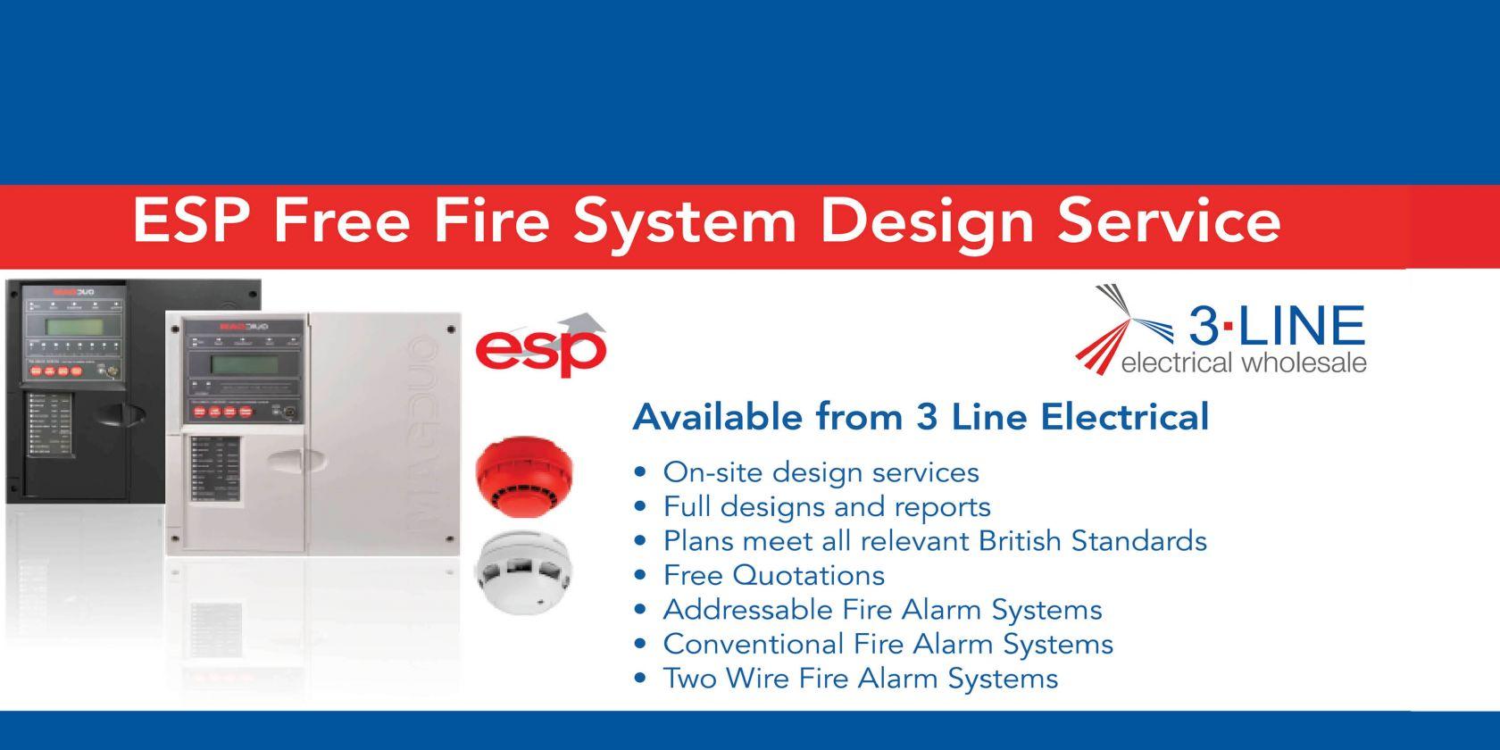 Fire System Design 1a
