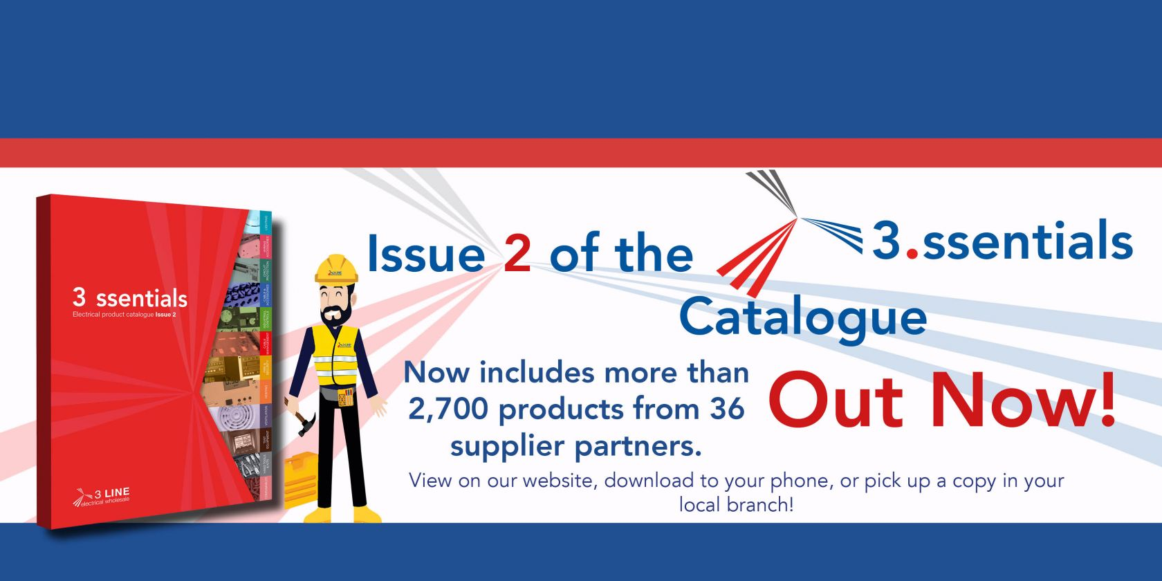 Catalogue 2 Out Now 3a