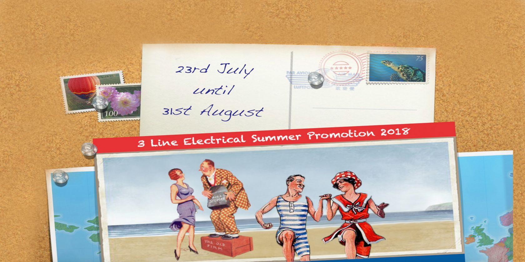Summer Promo Image