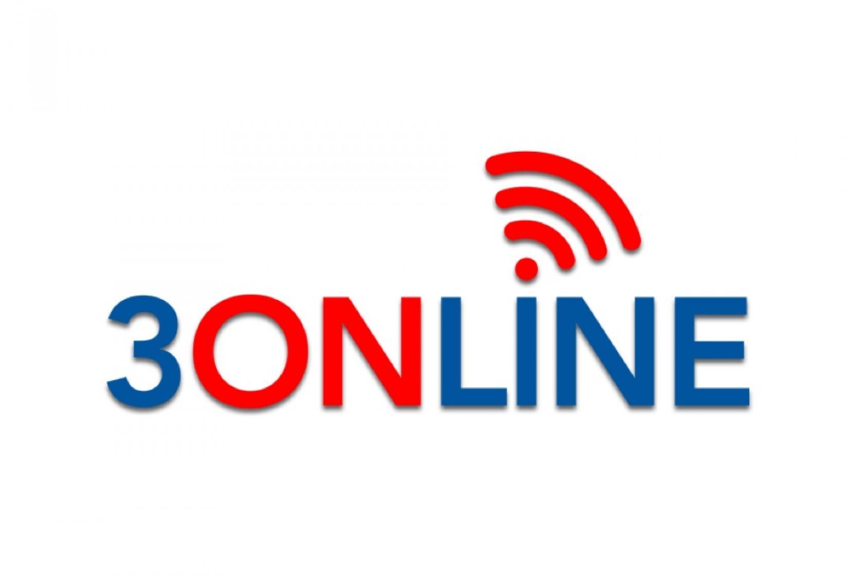 3Online Logo