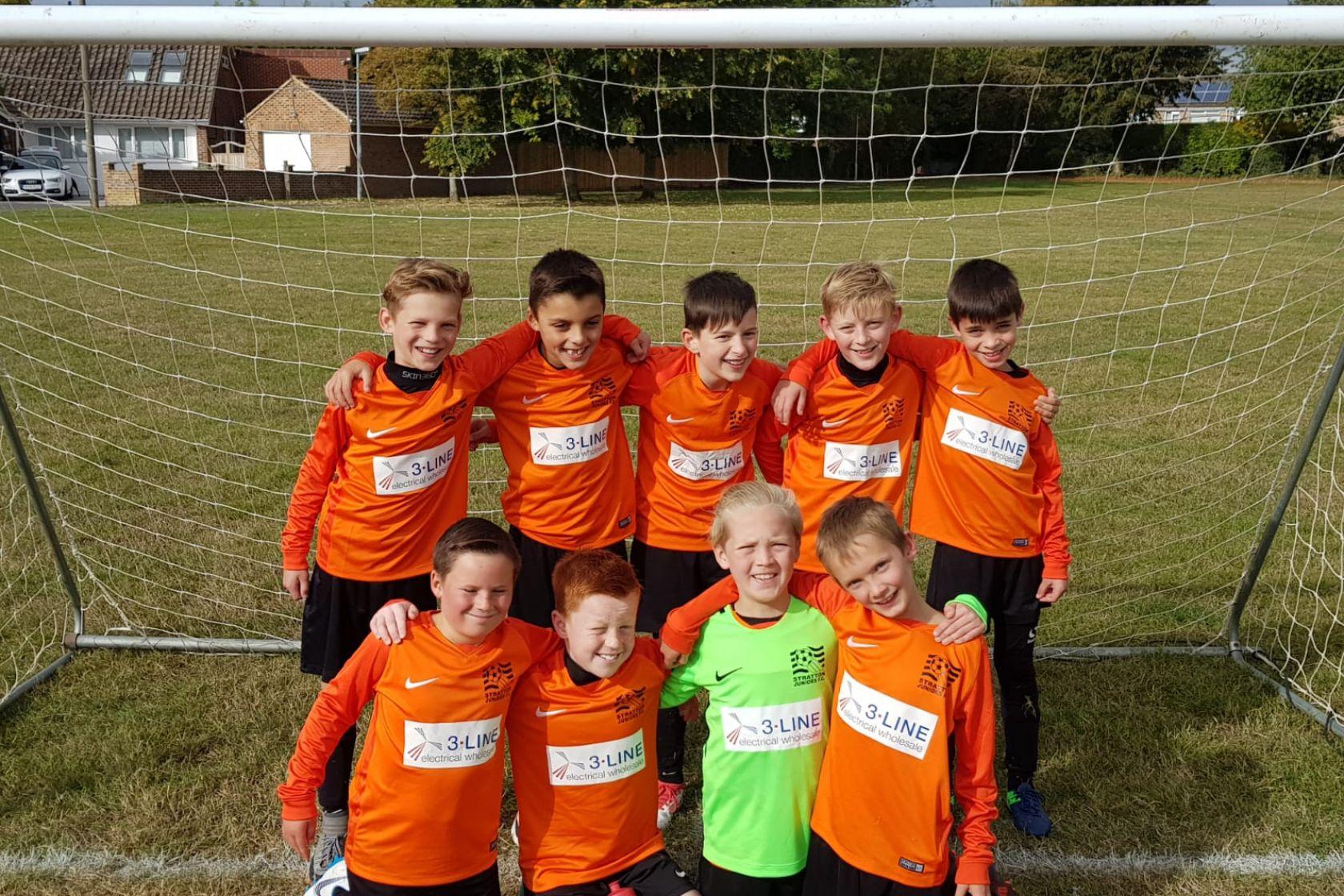 Stratton Juniors Football Club