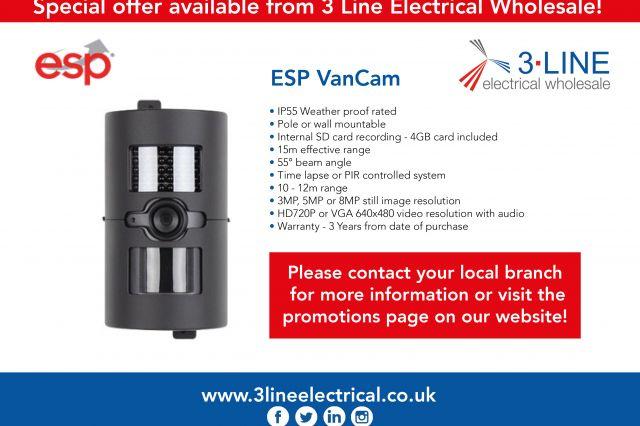 ESP VanCam Special Offer