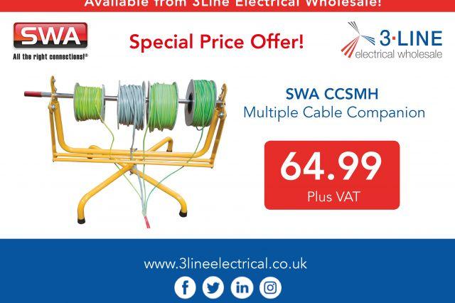 SWA CCSMH Multiple Cable Companion!