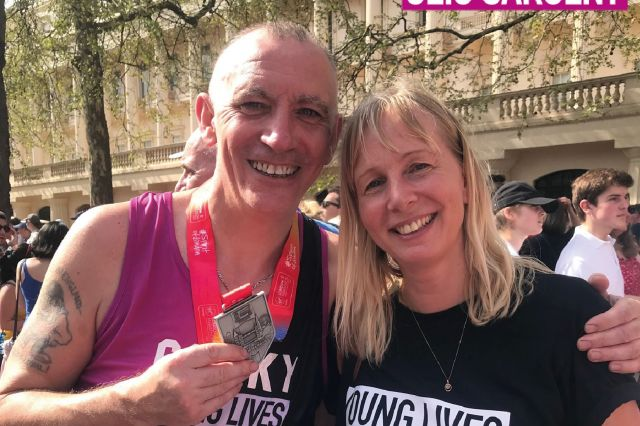 Huge congratulations to our MD, Keith Avenell, on completing the hottest London Marathon on record and exceeding his target of sponsorship for @CLIC_Sargent