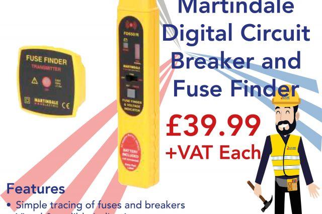 Martindale Fuse Finder Offer