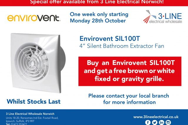 SIL100T Special Offer