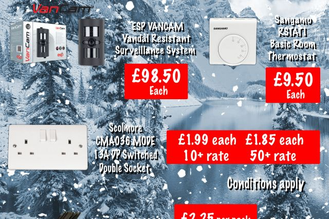 Scolmore Winter Promotion