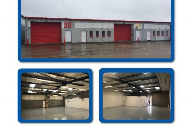 3 Line Electrical Wholesale are proud to announce that, we have secured  new premises in Ipswich.