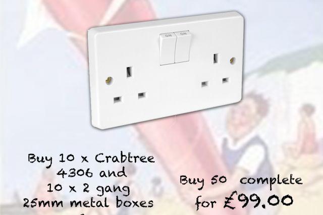 Crabtree Summer Promotion