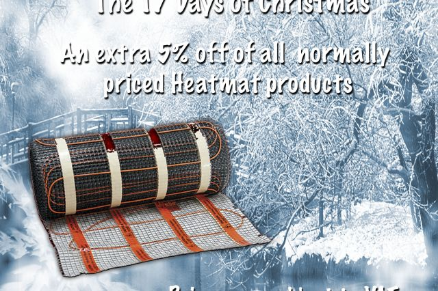 Heatmat Winter Promotion