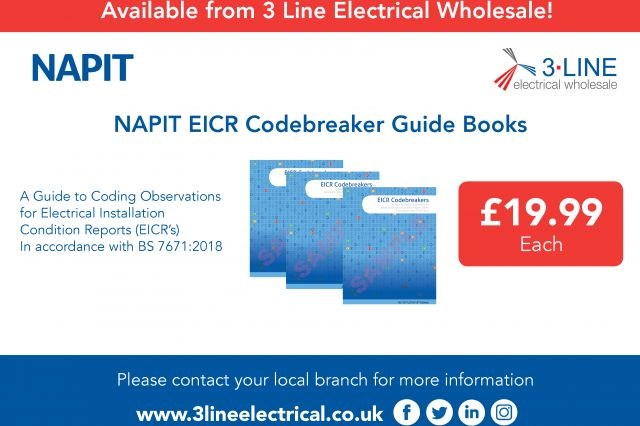 NAPIT EICR Codebreaker Guide Books