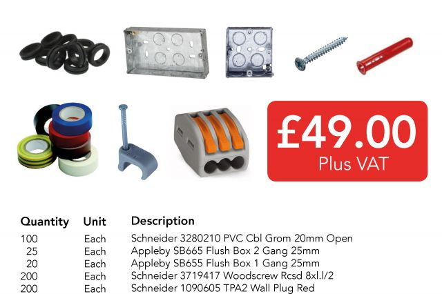 Special Offer from 3 Line Electrical Derby!