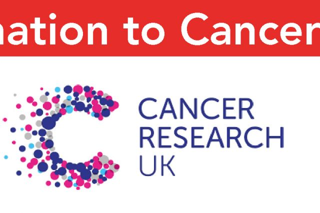 3Line Cancer Research Donation