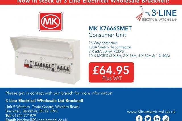 MK K7666SMET