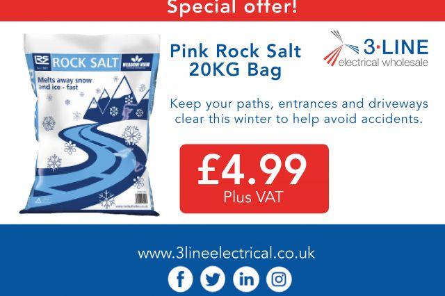 Special offer on Pink Rock Salt
